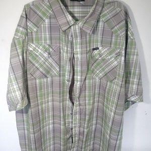Rocawear - Size 5XL - Button Front Shirt